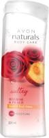 Avon Naturals Red Rose Peach Body Lotion (200 Ml)