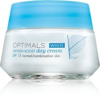 Optimals White Oxygen Boost Day Cream Spf 15 (50 Ml)