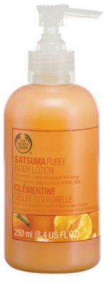 The Body Shop Satsuma Puree Body Lotion - 250 Ml