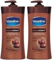 Vaseline Total Moisture Lotion Cocoa Radiant Pump (609 Ml)