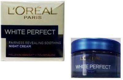 Loreal Paris White Perfect Night Cream (50 Ml)
