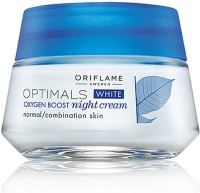 Oriflame Optimals White Oxygen Boost Day Cream SPF 15 Normal/Combination Skin (50 Ml)