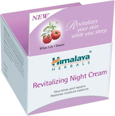 Himalaya Moisturizers and Creams Himalaya Herbals Revitalizing Night Cream