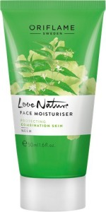 Oriflame Sweden Moisturizers and Creams Oriflame Sweden Love Nature Face Moisturiser Neem