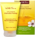 Wild Ferns Manuka Honey Replenishing SPF 15+ Facial Moisturiser - 75 Ml