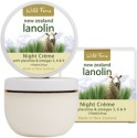 Wild Ferns Lanolin Night Creme With Placenta & Omegas 3, 6 & 9 - 175 Ml