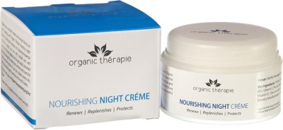 Organic Therapie Moisturizers and Creams Organic Therapie Nourishing Night Cream