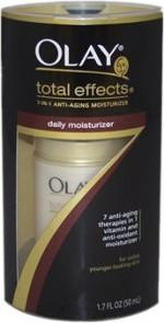 Olay Moisturizers and Creams Olay Total Effects Daily Moisturizerfor Women Moisturizer