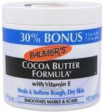 Palmers Cocoa Butter Formula Cream Jar With Vitamin E