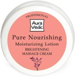 Auravedic Moisturizers and Creams Auravedic Professional Pure Nourishing Moisturizing Lotion with Almong Grapeseed