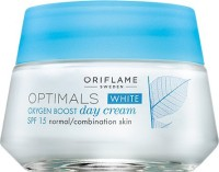 Oriflame Sweden Optimals White Oxygen Boost Cream SPF 15 (50 Ml)