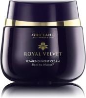 Oriflame Sweden Royal Velvet Repairing Night Cream (50 Ml)