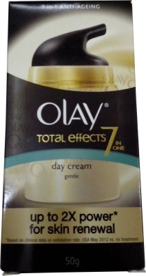 Buy Olay Total Effects 7 in One Day Cream - Gentle: Moisturizer Cream