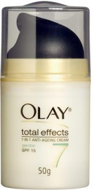 Olay Total Effects 7-in-1 Anti-ageing Cream - Gentle (spf 15) (50 G)
