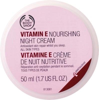 The Body Shop Vitamin E Night Cream - 50 Ml