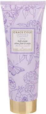 Grace Cole Moisturizers and Creams Grace Cole Lavender and Camomile Softening Body Cream