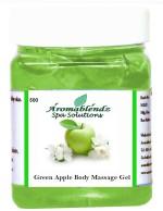 Aromablendz Moisturizers and Creams Aromablendz Green Apple Body Gel