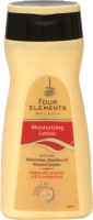 Four Elements Skin Glow Herbal Moisturisers Enriched With Watermelon, Strawberry And Vitamin E Acetate (200 Ml)