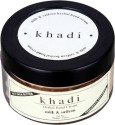 Khadi Milk & Saffron Herbal Hand Cream (With Shea Butter) - 50 G
