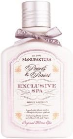 Manufaktura Moisturizers and Creams Manufaktura Pearls & Roses Exclusive Spa Body Lotion