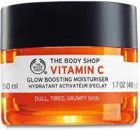 The Body Shop Vitamin C Glow Boosting Moisturiser (50 Ml)
