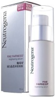 Neutrogena Fine Fairness Brightening Serum (Made In Korea) (30 Ml)