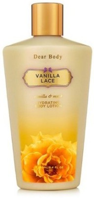 Dear Body Moisturizers and Creams Dear Body VANILLA LACE