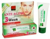 Caris Gold Thai Anti Aging Eye Contour Cream Moisturizer Nourishing Dark Circles (40 Ml)