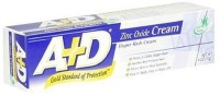 Baby Bucket A & D Diaper Rash Cream Zinc Oxdie 4 Oz. (113 G)