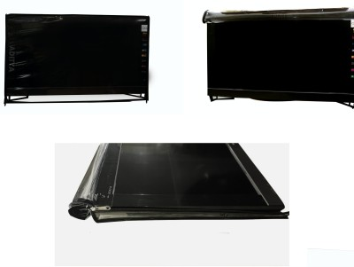 ADITYA LCD TV COVERS for 50 inch LCD TV  - TRANSPARENT PVC
