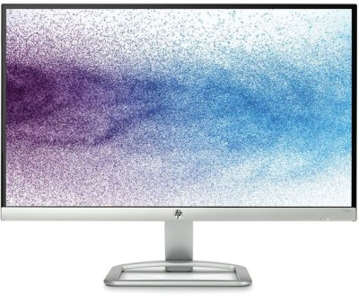 HP 21.5 inch LED - 22es  Monitor (Natural Silver (Front and Stand),, Black (Rear))