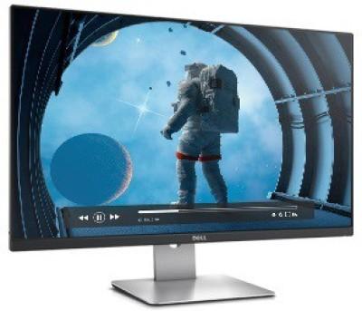 DELL 27 inch Backlit Led - S2715h  Monitor (Black, Grey)