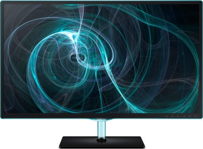 Samsung LS27D390HS/XL 27 inch LED Backlit LCD Monitor Black High Glossy ToC available at Flipkart for Rs.22499