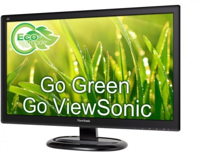 ViewSonic 22 inch LED Backlit LCD - VA2265SH  Monitor (Black)