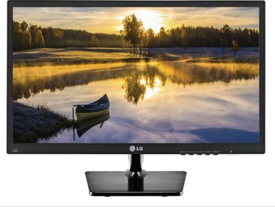 LG 15.6 inch LED Backlit LCD - 16M37A  Monitor (Black)