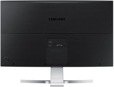 SAMSUNG 27 inch LED - Curve  Monitor (Black)