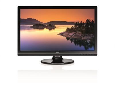 Fujitsu 21.5 inch LED - 21.5 inch LED Backlit  Monitor (Piano Black)