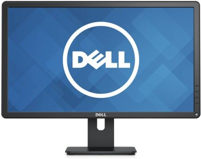 Dell 22 inch LED - E2215HV  Monitor (Black)
