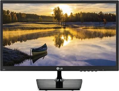 LG 23.5 inch LED Backlit LCD - 24M37H  Monitor (Black)