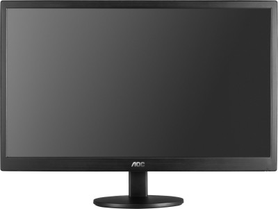 AOC 21.5 inch LED Backlit LCD - e2270Swn  Monitor (Black)