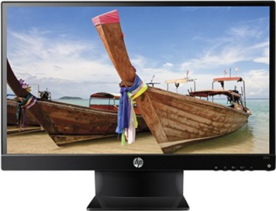 HP 23 inch LED Backlit LCD - 23vx  Monitor (Black)