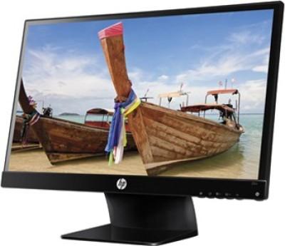 HP 23 inch LED Backlit LCD - 23vx  Monitor (Black)