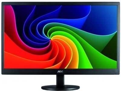 AOC 15.6 inch LED Backlit LCD - e1670Swu/WMMonitor
