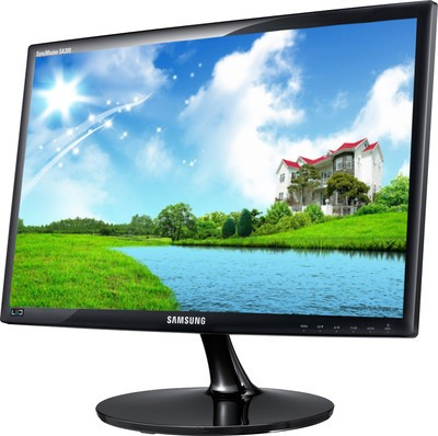 Samsung S23A700D 23 inch LED Backlit LCD Monitor High glossy black available at Flipkart for Rs.20000