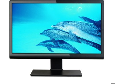Micromax 21.5 inch LED - MM215H76  Monitor (Black)