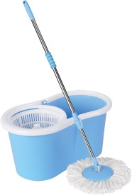Easy to Clean Spin Mop Set