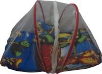 Muren Baby Bedding Set With Mosquito Net - Motu Patlu Mosquito Net (Multicolor)