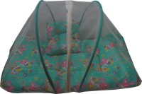 Muren Baby Bedding Set With Mosquito Net - Rabit Mosquito Net (Green)