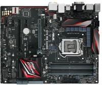Asus H170 PRO GAMING Motherboard (Black, Red)