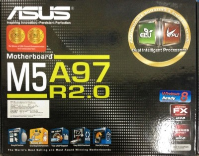 Buy ASUS M5A97 Motherboard: Motherboard